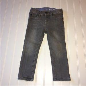 babyGap toddler boy gray jeans
